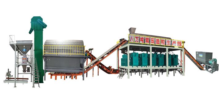 复合肥设备,复合肥造粒设备